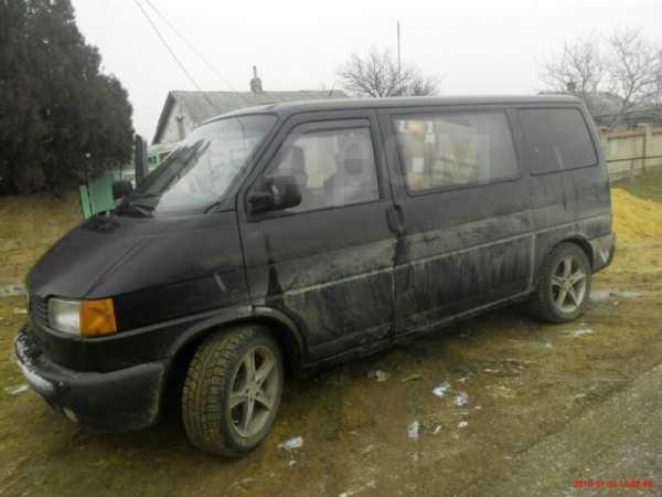 Volkswagen Transporter, 1998 год, 550 000 руб.