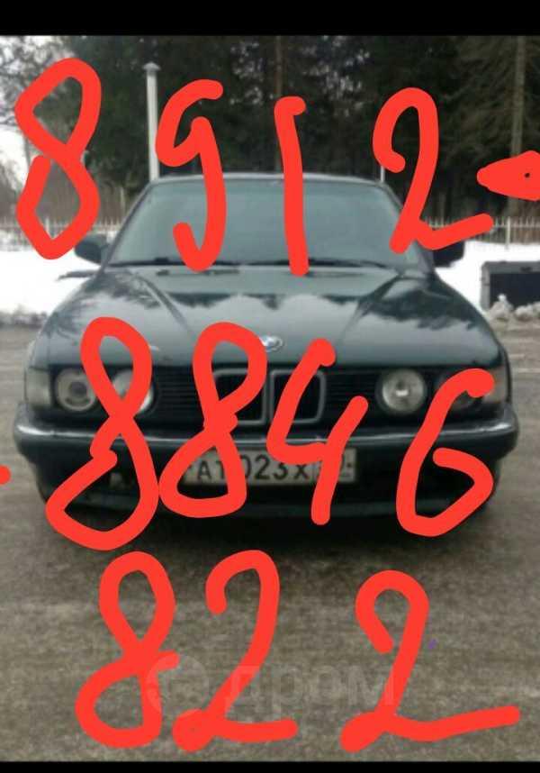 BMW 7-Series, 1989 год, 44 000 руб.