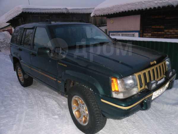 Jeep Grand Cherokee, 1993 год, 225 000 руб.