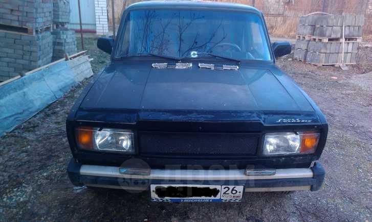 Лада 2105, 1986 год, 35 000 руб.