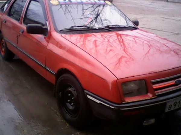 Ford Sierra, 1986 год, 70 000 руб.