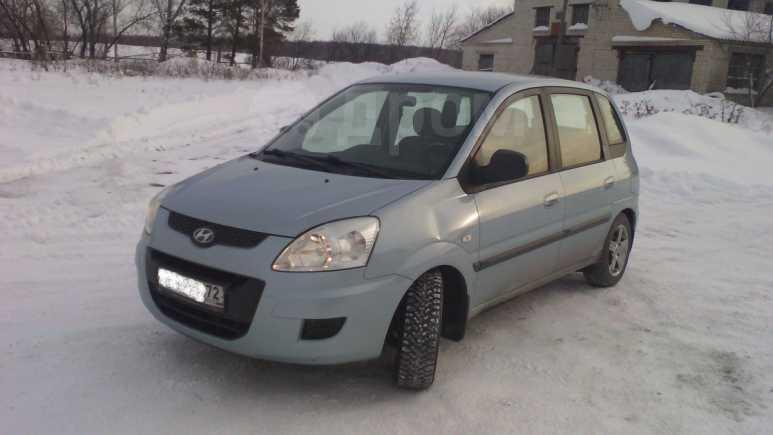 Hyundai Matrix, 2008 год, 350 000 руб.