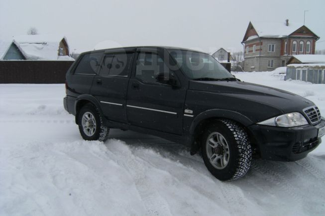 SsangYong Musso, 2008 год, 470 000 руб.
