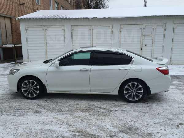 Honda Accord, 2013 год, 1 400 000 руб.
