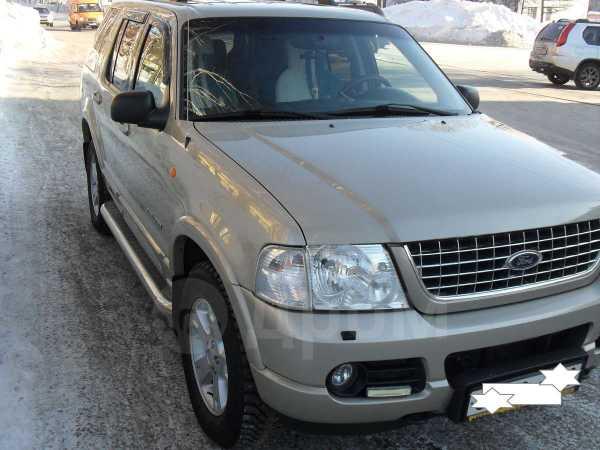 Ford Explorer, 2004 год, 697 000 руб.