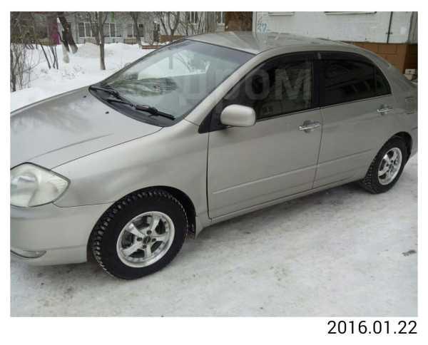 Toyota Corolla, 2000 год, 249 000 руб.