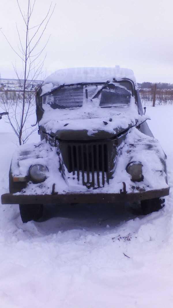 ГАЗ 69, 1957 год, 30 000 руб.
