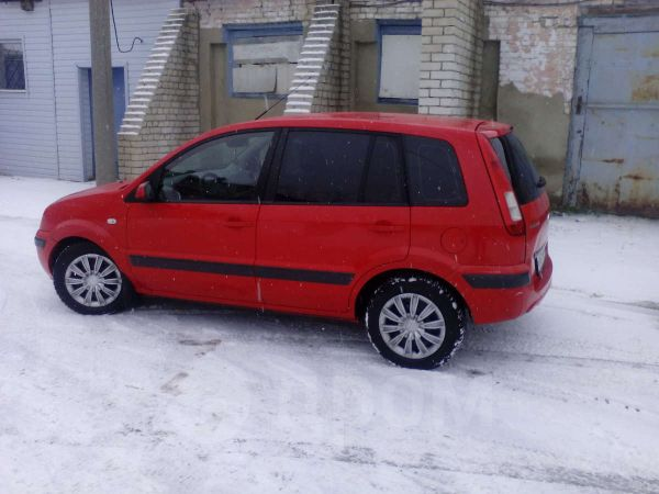 Ford Fusion, 2007 год, 235 000 руб.