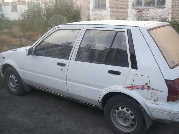 Toyota Starlet, 1987 год, 25 000 руб.