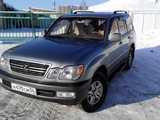 Новосибирск Лексус ЛХ 470 2000