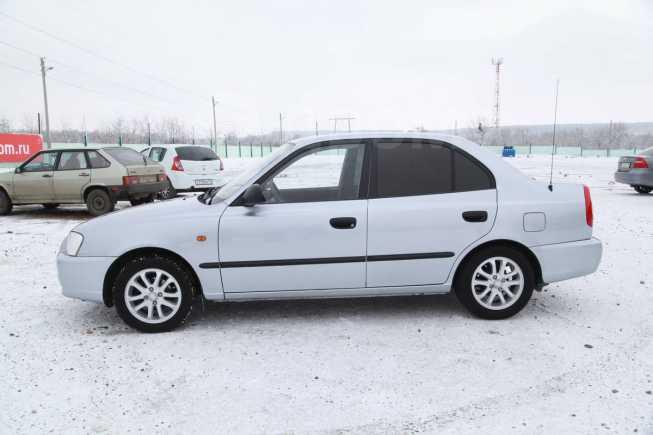 Hyundai Accent, 2007 год, 305 000 руб.