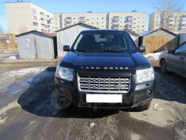 Land Rover Freelander, 2008 год, 740 000 руб.