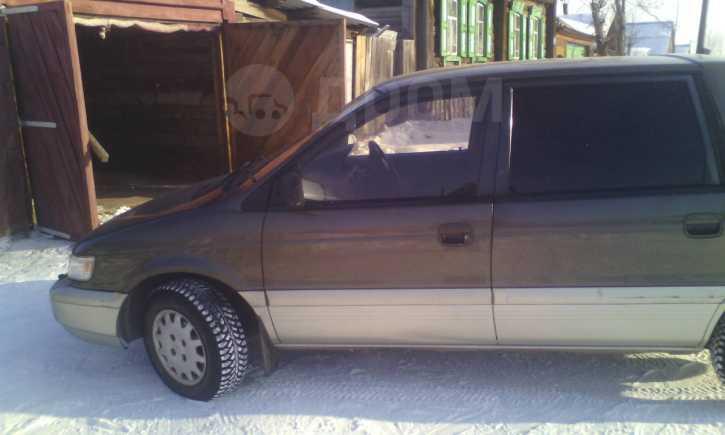 Mitsubishi Chariot, 1992 год, 115 000 руб.