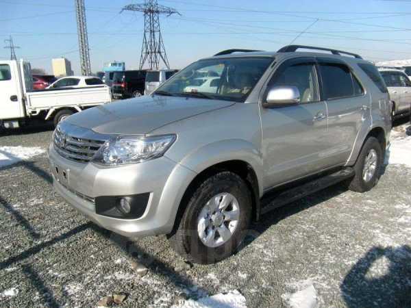 Toyota Fortuner, 2011 год, 1 600 000 руб.