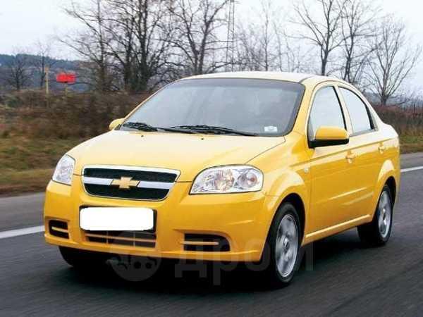 Chevrolet Aveo, 2007 год, 270 000 руб.