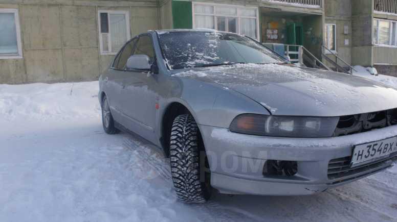 Mitsubishi Galant, 1996 год, 110 000 руб.