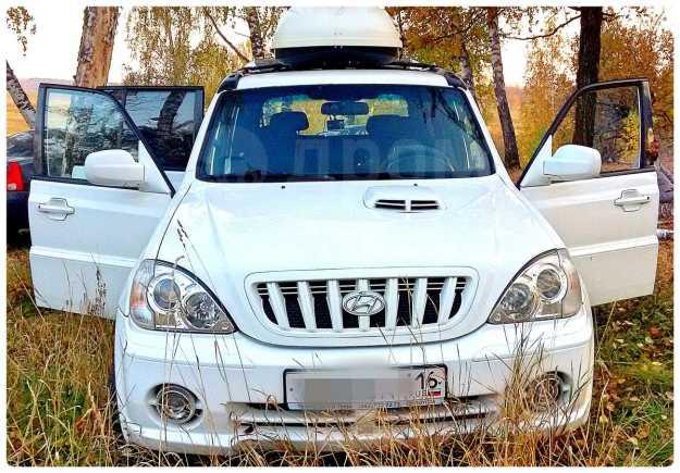 Hyundai Terracan, 2001 год, 340 000 руб.
