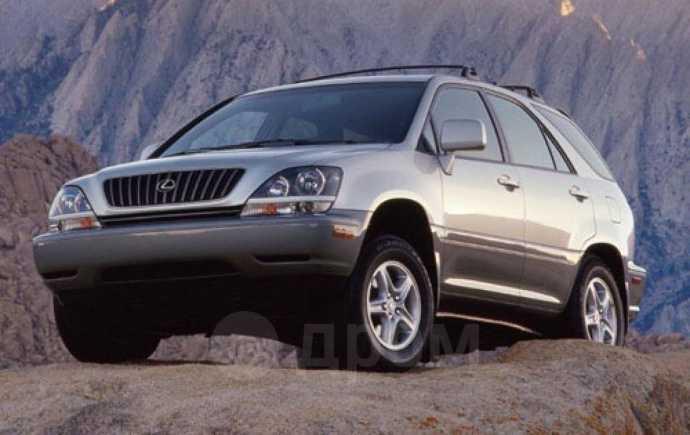 Lexus RX300, 2001 год, 496 000 руб.