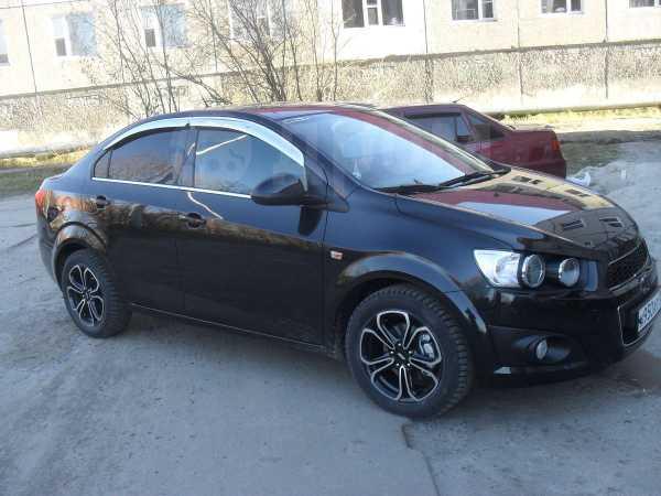 Chevrolet Aveo, 2014 год, 450 000 руб.