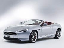 Aston Martin DB9 2-й рестайлинг 2012, открытый кузов, 1 поколение