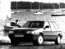 Audi 80 1992, универсал, 4 поколение, B4