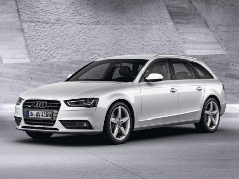 Audi A4 (B8) 10.2011 - 11.2015