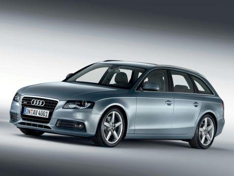Audi A4 (B8) 08.2007 - 09.2011