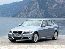 BMW 3-Series рестайлинг, 5 поколение, 09.2008 - 01.2012, Седан