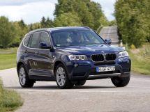 BMW X3 2 поколение, 11.2010 - 05.2014, Джип/SUV 5 дв.