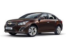 Chevrolet Cruze рестайлинг, 1 поколение, 06.2012 - 10.2015, Седан