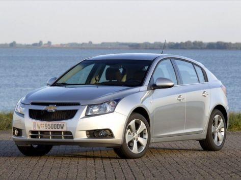 Chevrolet Cruze (J300) 08.2011 - 12.2012