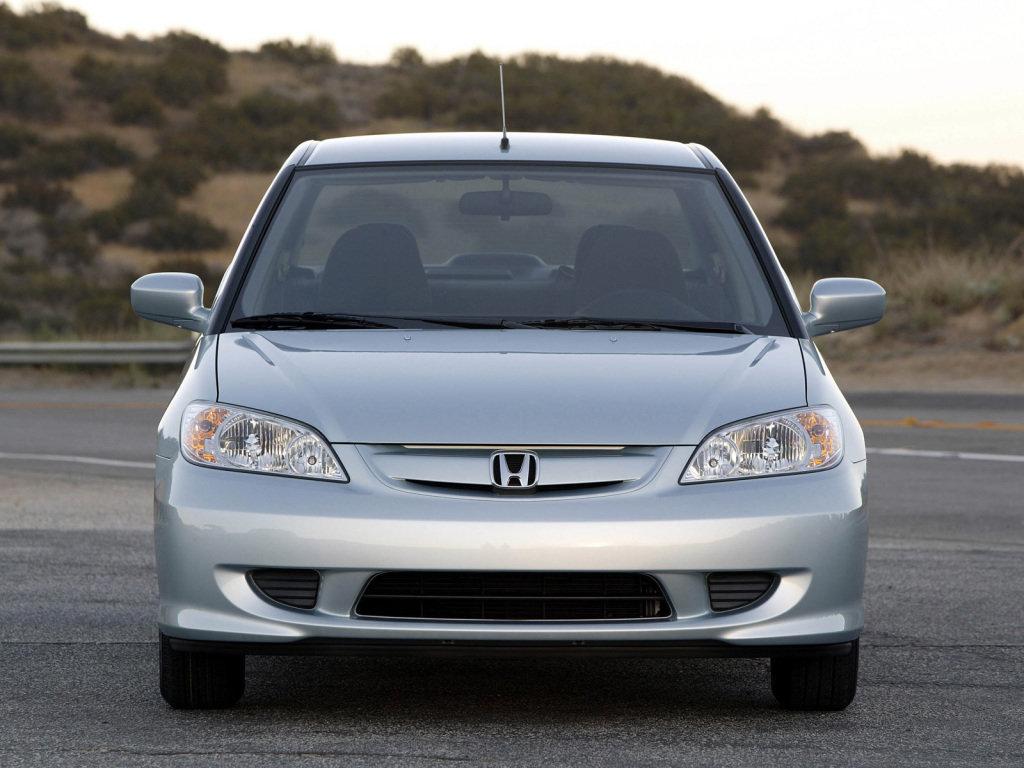 Хонда цивик 2003 технические характеристики