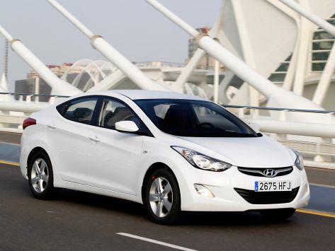 Hyundai Elantra (MD) 04.2010 - 12.2013