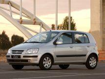 Hyundai Getz 2002, хэтчбек 5 дв., 1 поколение
