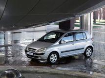 Hyundai Getz рестайлинг 2005, хэтчбек 5 дв., 1 поколение