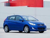Hyundai Solaris 1 поколение, 09.2010 - 05.2014, Хэтчбек 5 дв.