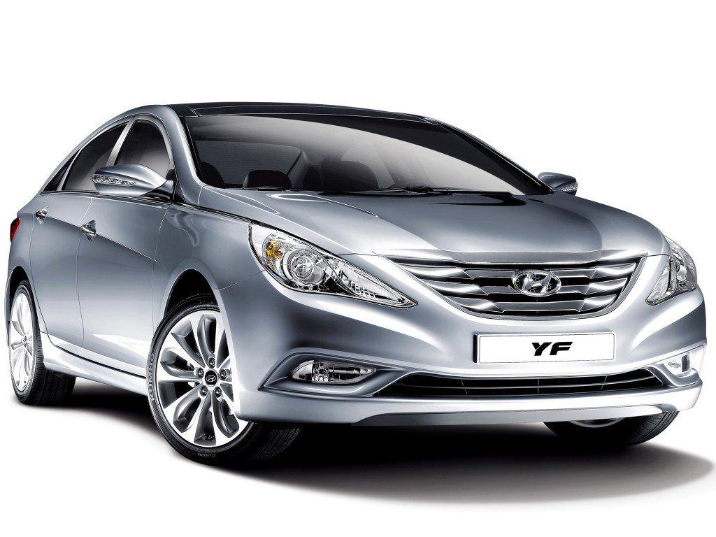 Hyundai sonata технические характеристики