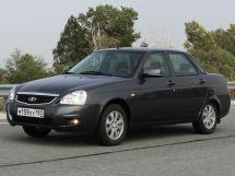 Лада Приора рестайлинг 2013, седан, 1 поколение