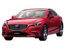 Mazda Atenza рестайлинг, 3 поколение, 01.2015 - 04.2018, Седан