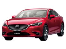 Mazda Atenza рестайлинг 2015, седан, 3 поколение, GJ