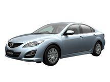 Mazda Atenza рестайлинг 2010, седан, 2 поколение, GH