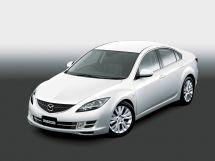 Mazda Atenza 2008, седан, 2 поколение, GH
