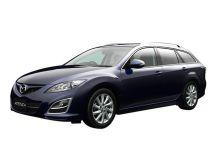 Mazda Atenza рестайлинг 2010, универсал, 2 поколение, GH