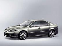 Mazda Atenza рестайлинг 2005, лифтбек, 1 поколение, GG