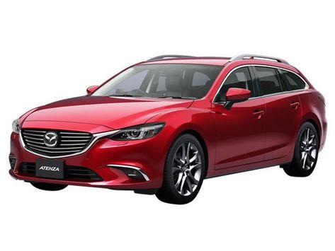 Mazda Atenza (GJ) 01.2015 - 04.2018