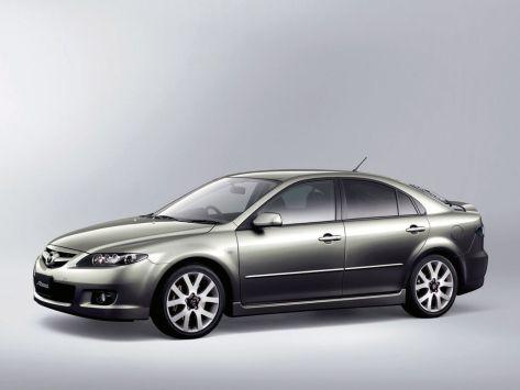 Mazda Atenza (GG) 06.2005 - 12.2007