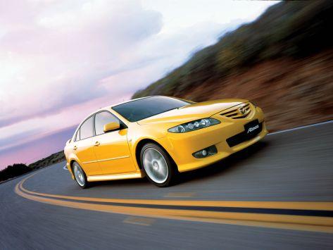 Mazda Atenza (GG) 05.2002 - 05.2005