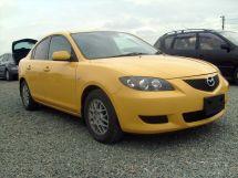 Mazda Axela рестайлинг 2006, седан, 1 поколение, BK