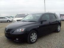 Mazda Axela рестайлинг 2006, хэтчбек 5 дв., 1 поколение, BK