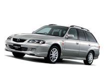 Mazda Capella рестайлинг 1999, универсал, 7 поколение, GW